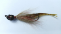 Poison swingtail bucktail